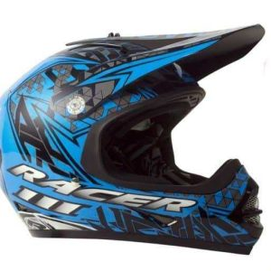 RXT Racer III Kids Helmet – Blue