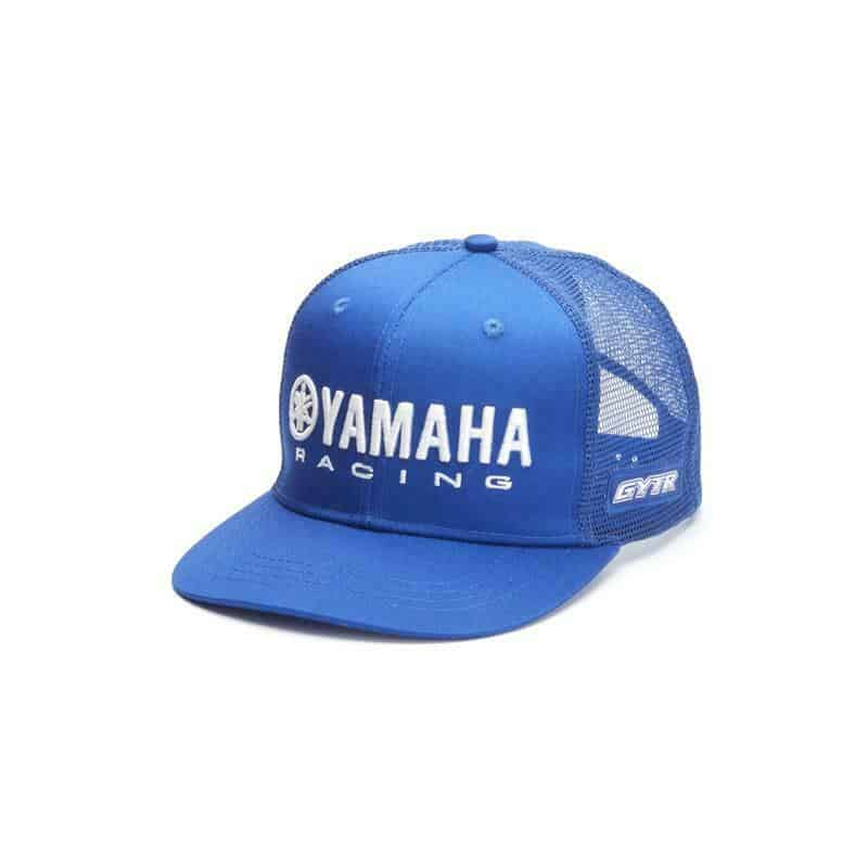 Yamaha GYTR Racing Mesh Trucker Cap – Blue