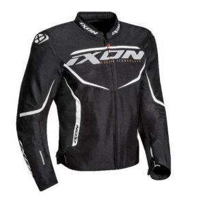 Ixon Sprinter Air Jacket – Black / White