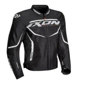 Ixon Sprinter Air Jacket – Black / White