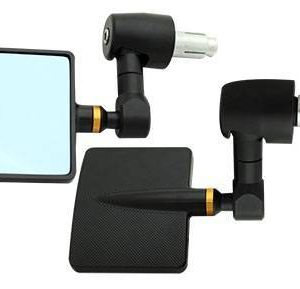Tarmac Mirrors Hornet Black Set