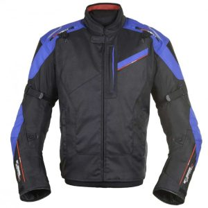 Oxford Estoril 2.0 Jacket Black / Blue