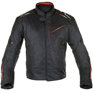 Oxford Estoril 2.0 Jacket Black / Red