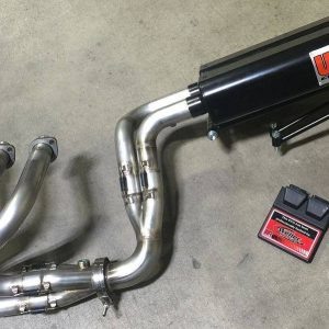 WR Full Dual Exhaust System