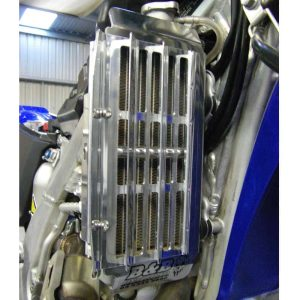 B&B Radiator Guards WR450F 12-15