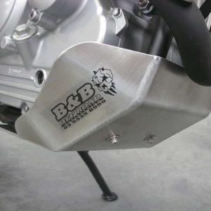 B&B Off-Road Bash Plate – XT250 2008 – Current