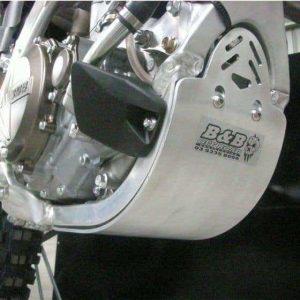 B&B Skid Plate  YZ250F 14-18 / YZ450F 14-17