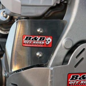 B&B Off-Road Hose Guard – YZ/WR450 2016-