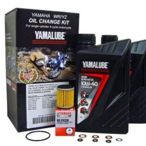 YZ / WR Y4-S 10W40 Oil Change Kit