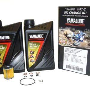 Full Synthetic 15W50 Oil & Filter Service Kit YZ250/450