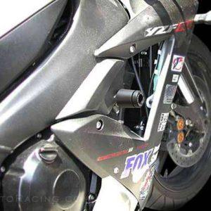 SATO RACING Frame Sliders YZF-R1 '02 -'03