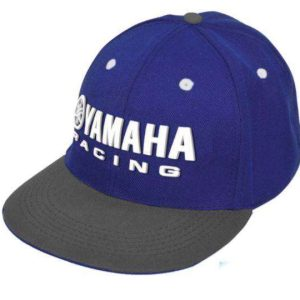 Kid's Yamaha Racing Flat Peak Cap