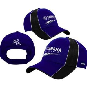 Kid's Yamaha Racing Blue Cap
