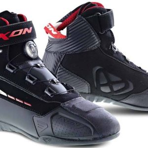 Ixon Soldier Evo – Black/Red