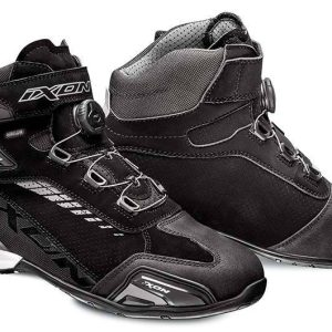 Ixon Bull Vented Black/Grey Boots