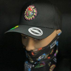 TLG's UFlex Pro Style Snapback Cap Black