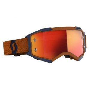 Scott Fury Goggles Orange Grey