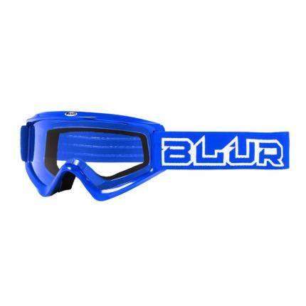 dults Blur B-Zero Blue Goggles